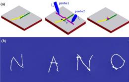 New 'Nanowelding' Technique for Building Electronic Nanostructures