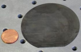 A Germanium Wafer for Solar Power Cells