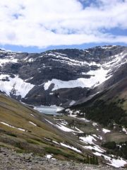 Alpine lakes beginning to show effects of climate change