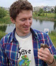 Amphibian populations dropping in Edmonton's wetlands