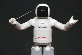 ASIMO Conducting
