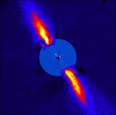Beta Pictoris planet finally imaged?