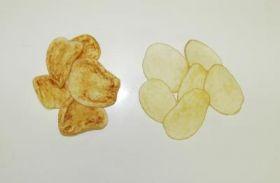 Brown Potato Chips