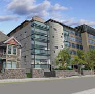 Fibonacci sequence fronts new nanoscience building at Bristol University