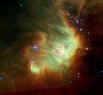 Cosmic connections: Scientist locates the origin of cosmic dust
