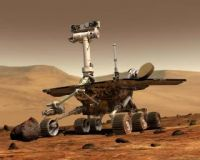 Cut Forces NASA to Park a Mars Rover