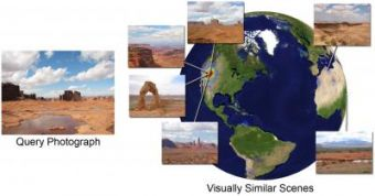 Determining Location Based on a Single Image