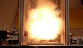 Detonation at NPL