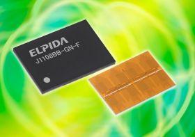 Elpida Develops Top-Tier Power Efficient 2Gbps High-Speed DDR3 SDRAM