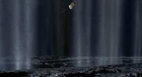 Enceladus Jets: Are They Wet or Just Wild?