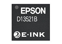 Epson, E Ink Develop Breakthrough Controller IC for Electronic Paper Displays