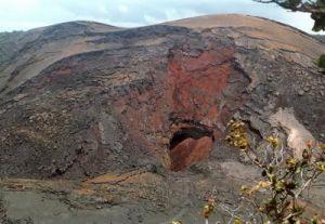 Eruption Hill