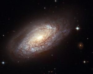 Exploding star in NGC 2397