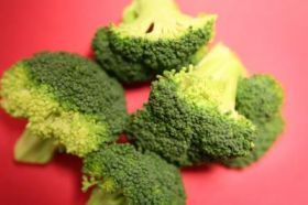 From and for the heart, My Dear Valentine: Broccoli!
