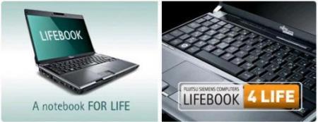 Fujitsu Laptop4Life