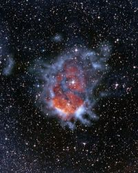 Glowing Stellar Nurseries
