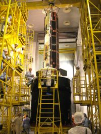 GOCE launch delayed until 2009
