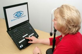 Ground breaking eye therapy for stroke victims developed