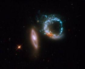 Hubble scores a perfect 10