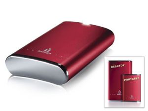 Iomega Intros eGo 1TB Desktop Hard Drives