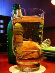 Keeping beer fresher