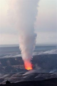Kilauea Volcano Explodes Again (AP)