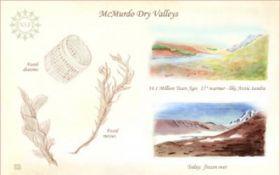 McMurdo Dry Valleys Fossils
