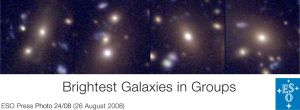 Merging Galaxies in Groups