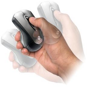 Movea&acutes Gyration Air Mouse