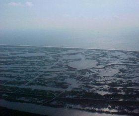 NASA Finds Glacial Sediments Adding to Louisiana Coast's Sinking