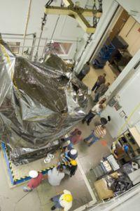 NASA Tests Moon Imaging Spacecraft at Goddard