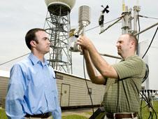 Neither Rain Nor Sleet Will Stop NASA's Ares Rockets