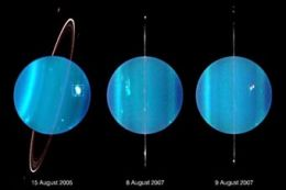 New images yield clues to seasons of Uranus