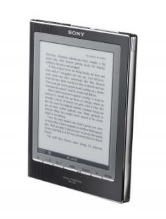 New Sony Reader has light, note-taking stylus