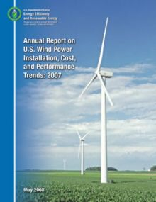 New Study Sheds Light on the Growing U.S. Wind Power Market