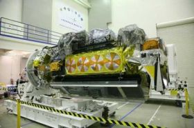 NOAA-N Prime Spacecraft