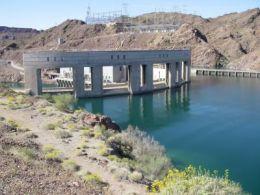Parker Dam, Lake Havasu