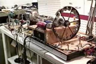 "Thane Heins´ ""Perepiteia"" generator seems to turn magnetic friction ..."