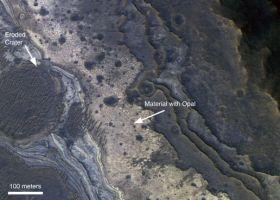Reconnaissance Orbiter Reveals Details of a Wetter Mars
