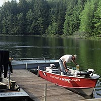 Reservoirs promote spread of aquatic invasive species