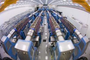 Rochester's Omega Laser Receives 50-Fold Power Increase to Become 'Petawatt' Laser