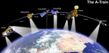 Satellites illuminate pollution's influence on clouds