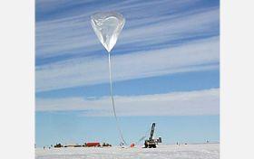 Scientific Balloons Achieve Antarctic Flight Record