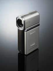 Sony Rolls Out World's Smallest Full HD Camcorder
