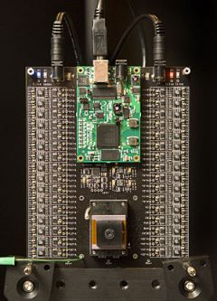 Stanford researchers developing 3-D camera with 12,616 lenses
