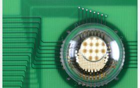 Stretchable silicon camera next step to artificial retina