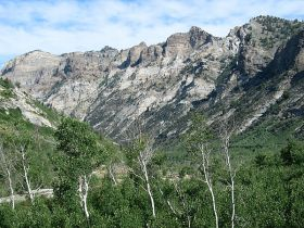 Study: Mountains reached current elevation earlier than thought
