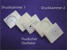 The fluid transducer: Electricity from gas and water