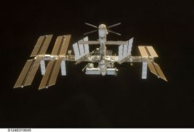 The International Space Station, a test-bed for future space exploration