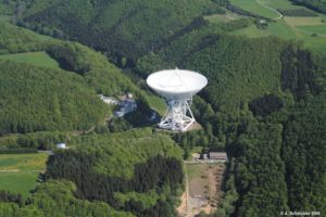 The largest synthesized telescope in Europe doubles its surface